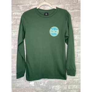 Obey Long Sleeve Graphic Tee Small